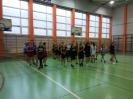 Finał dziewcząt w p. koszykowej szkół ponadgimnzajalnych (12 grudzień)