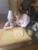Wypieki kuchni francuskiej z przedszkolakami-5