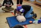 Warsztaty szkoleniowe dla klas pierwszych z ratownictwa medycznego-2